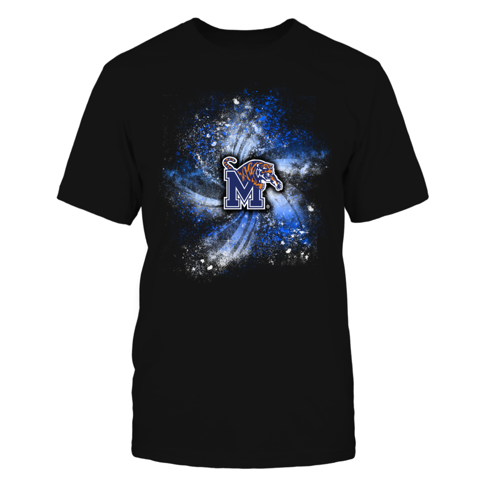 Memphis Tigers - Galaxy twist Front picture