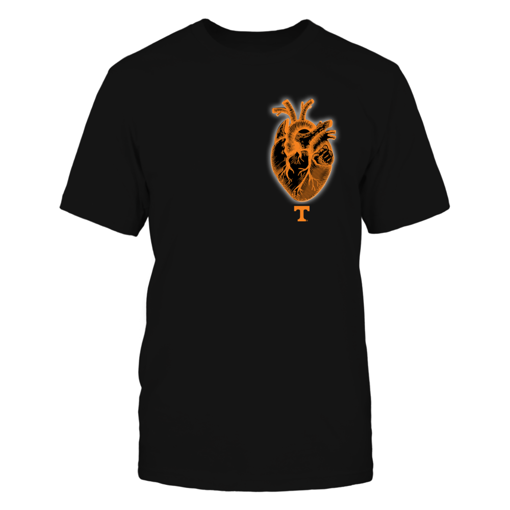 Tennessee Volunteers - The heart Front picture