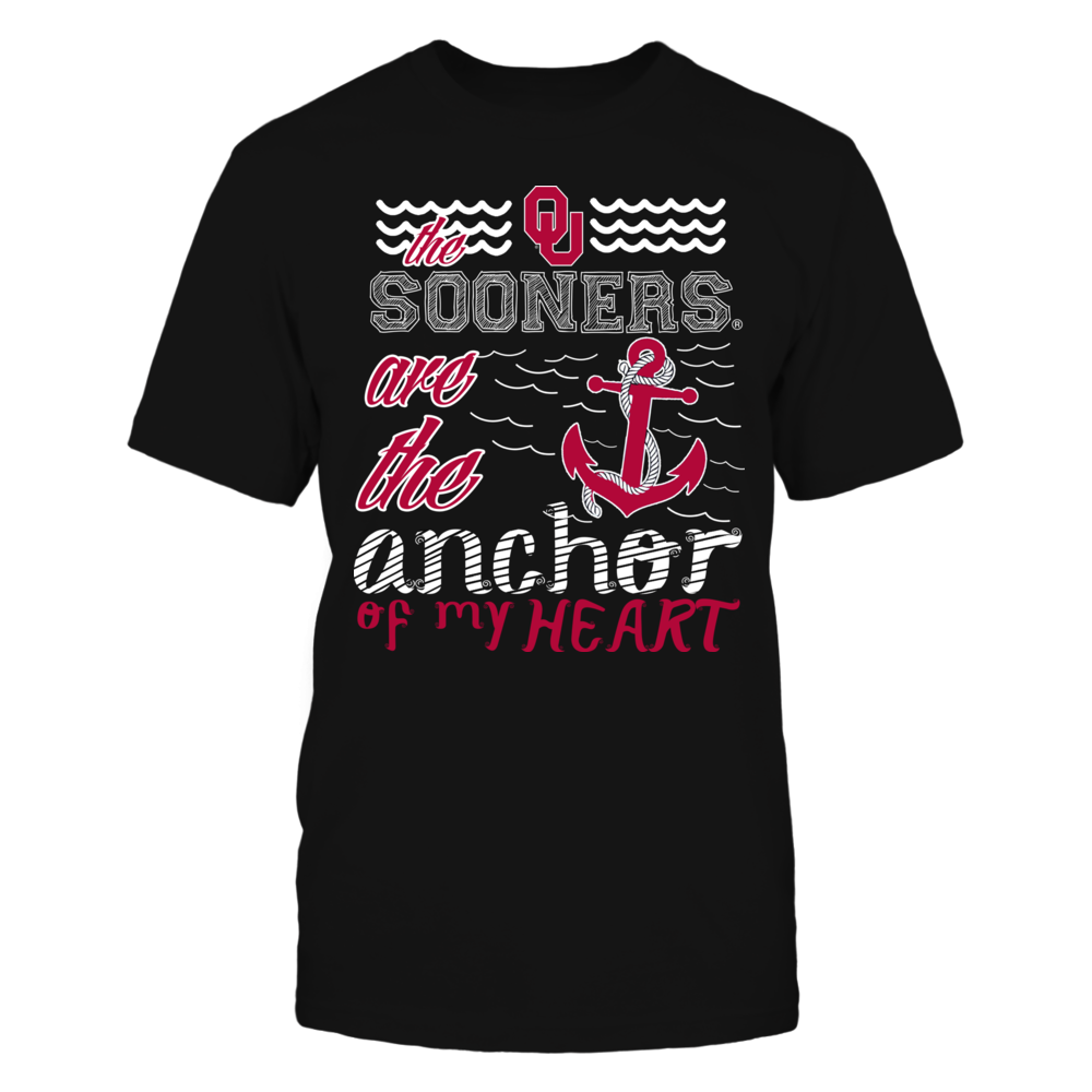 Oklahoma Sooners - Anchor of My Heart Front picture