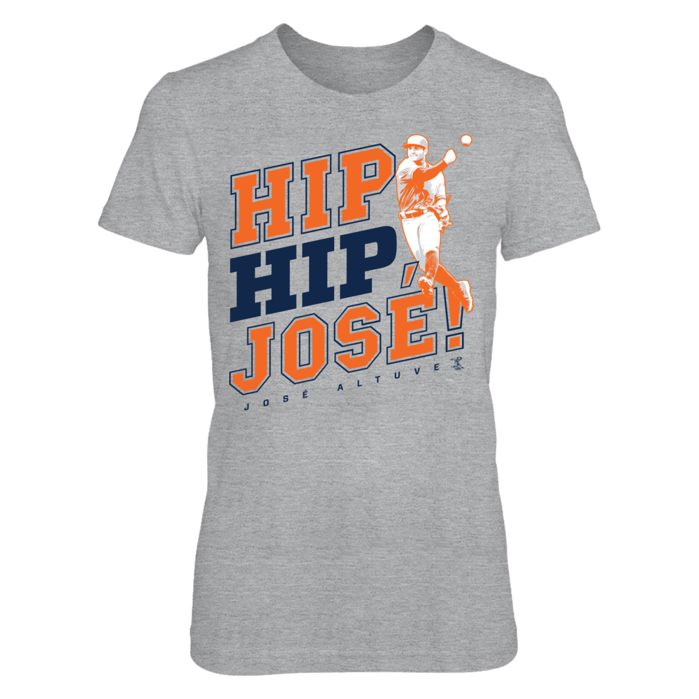 Jose Altuve - Hip Hip Jose Front picture
