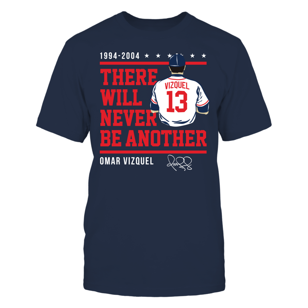 Omar Vizquel There Will Never Be Another - Omar Vizquel FanPrint