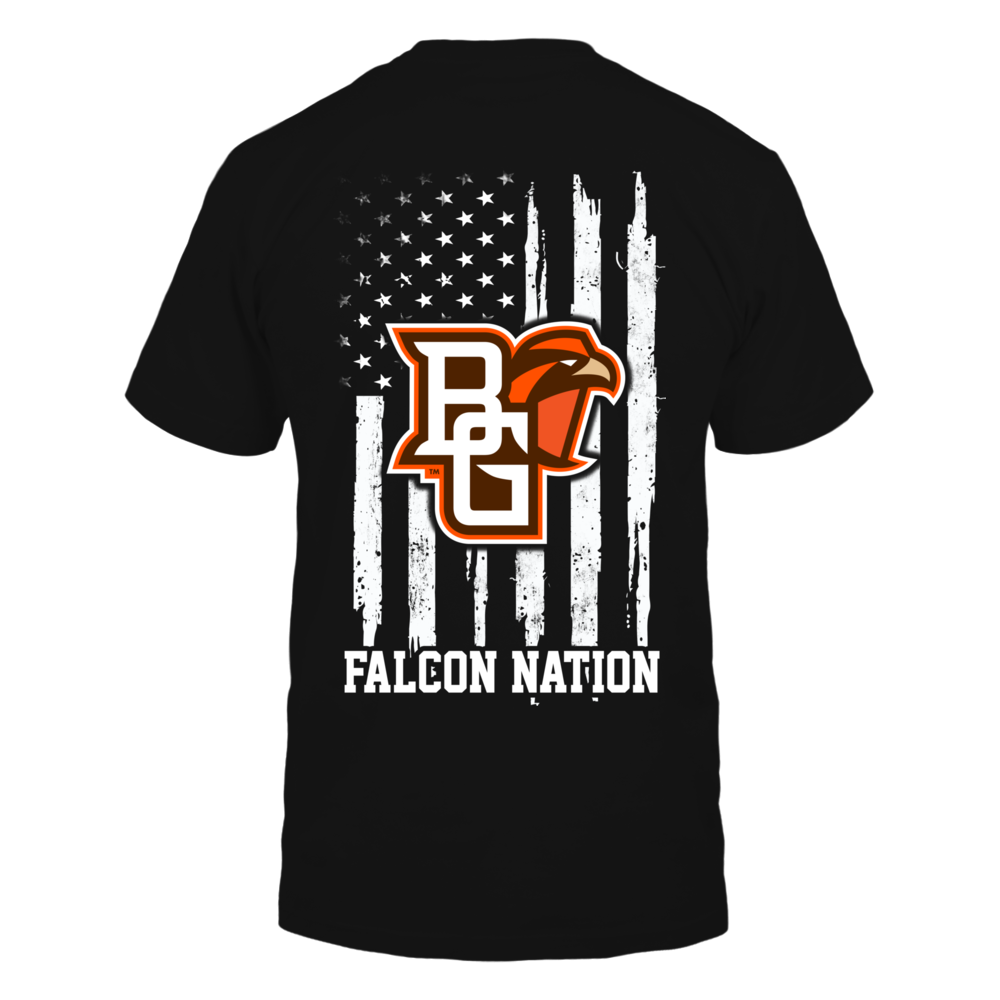 Bowling Green Falcons - Nation Flag Back picture