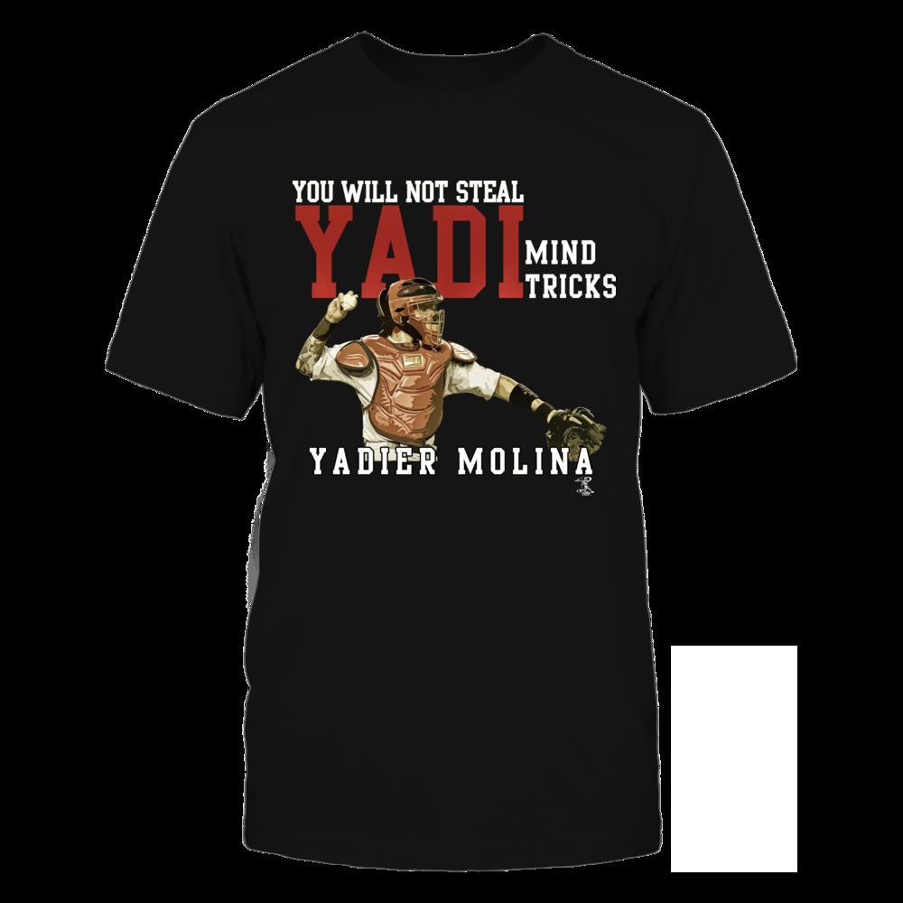 Yadier Molina Yadier Molina. Yadi Mind Tricks FanPrint