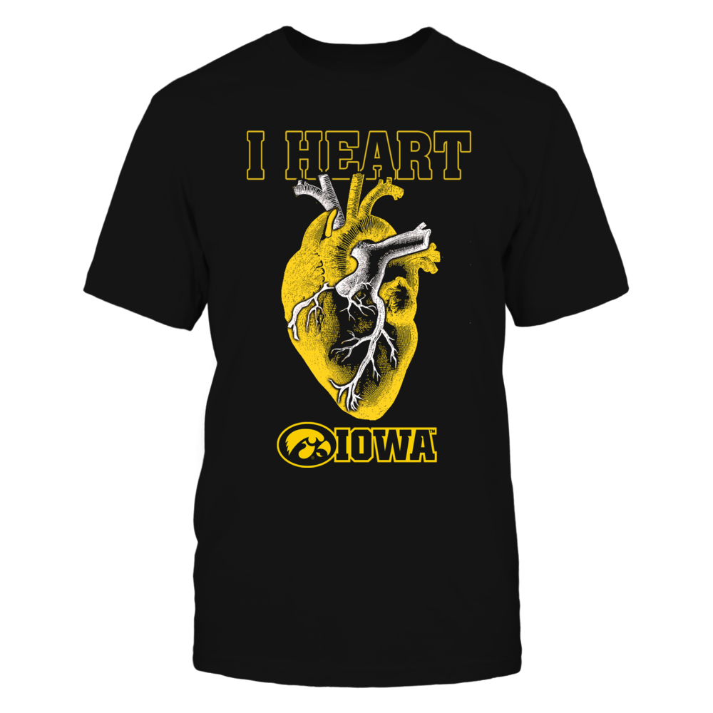 Iowa Hawkeyes - I heart Front picture