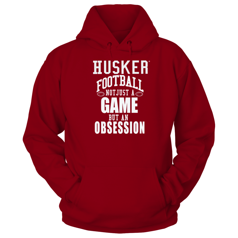 Husker  Football - Not Just a Game, But an Obsession Front picture