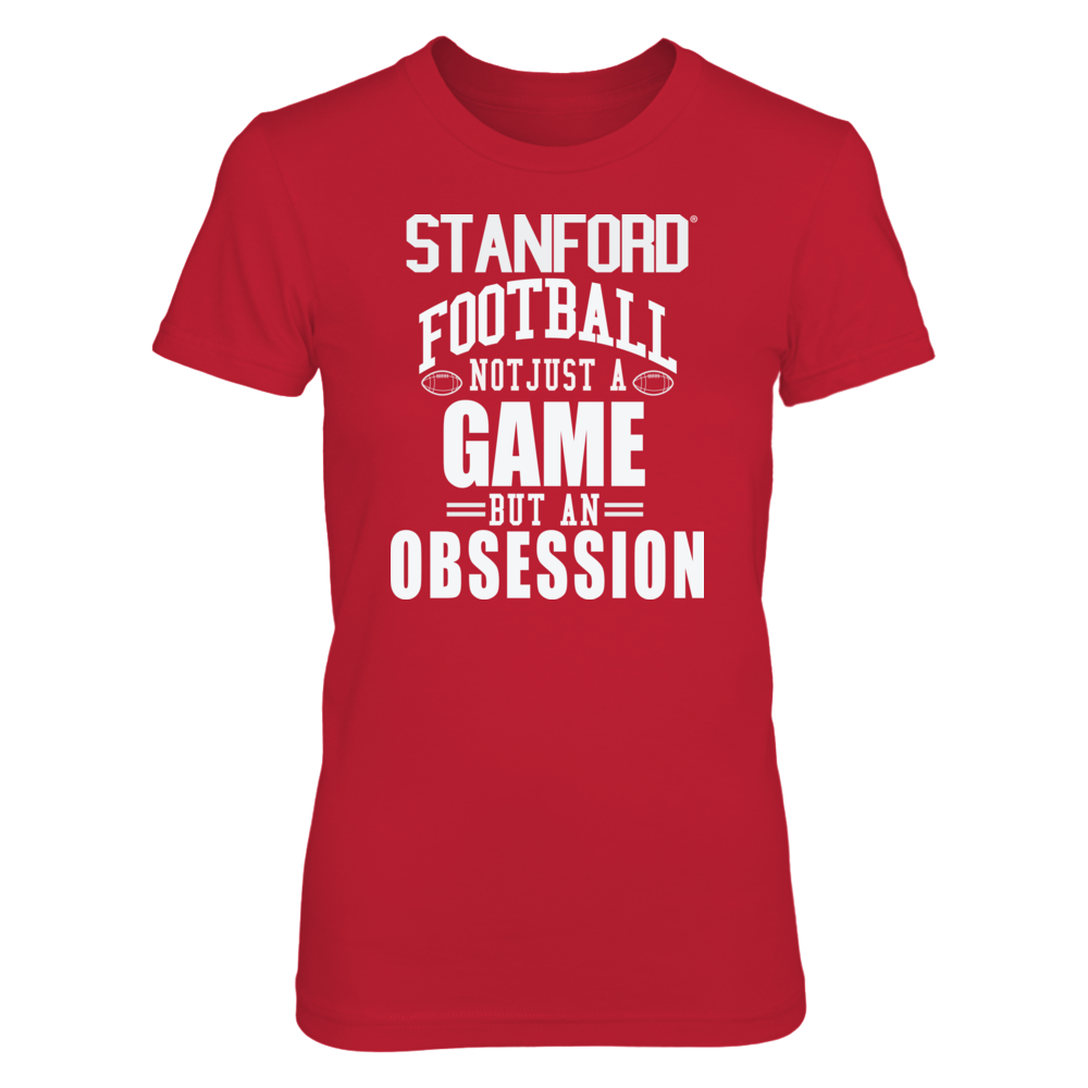 Stanford Cardinal Standford University Football - An Obsession FanPrint