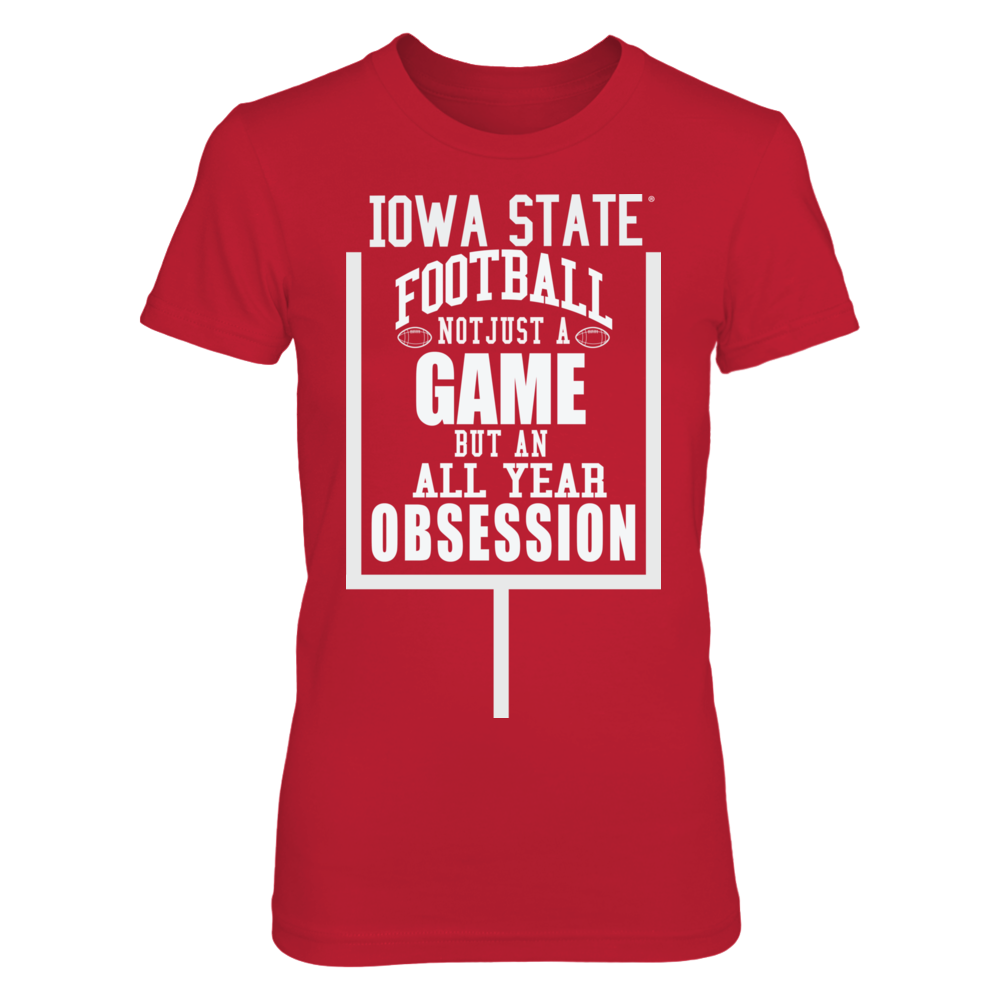 Iowa State Universtiy Football - An Obession Front picture