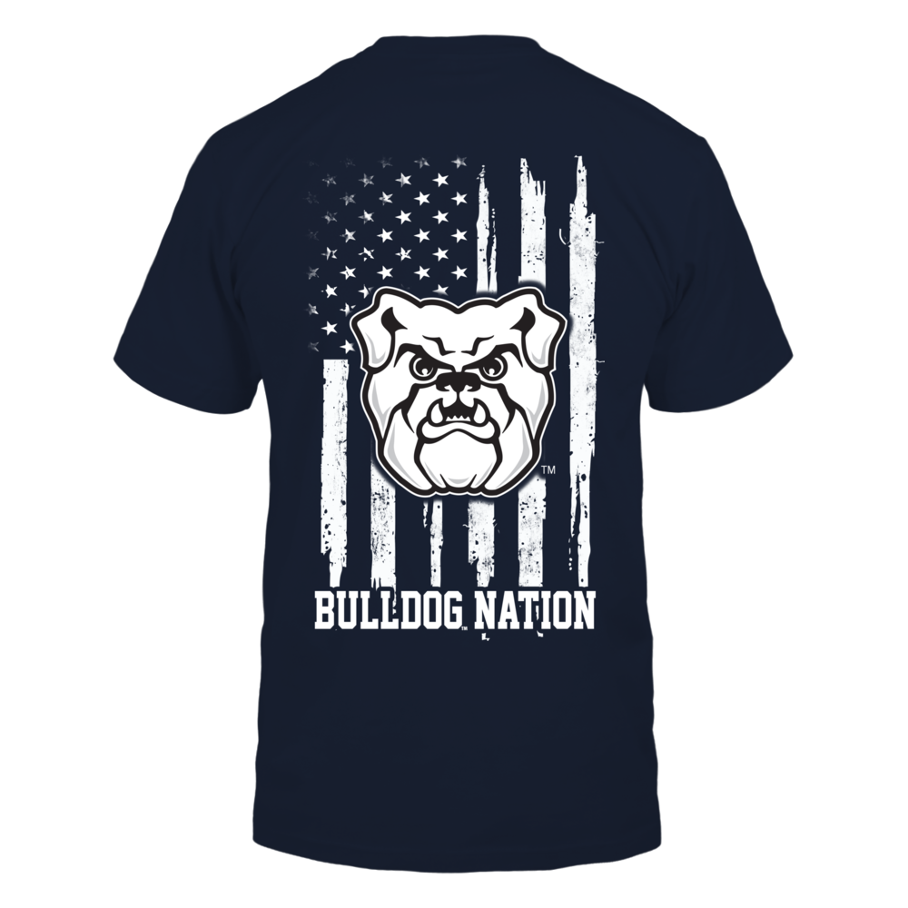Butler Bulldogs - Nation Flag Back picture