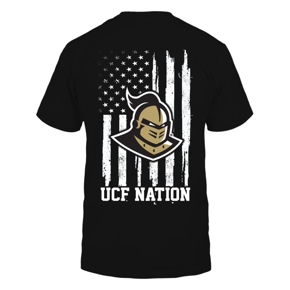 UCF Knights - Nation Flag Back picture