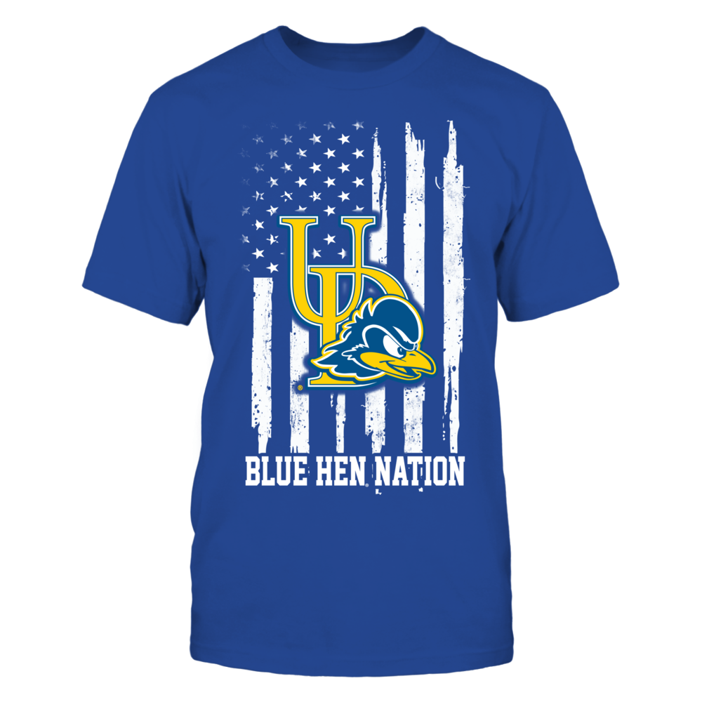 Delaware Blue Hens - Nation Front picture