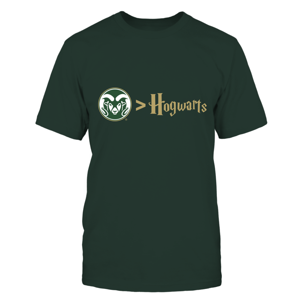 Colorado State Rams Colorado State Rams - Better Than Hogwarts FanPrint
