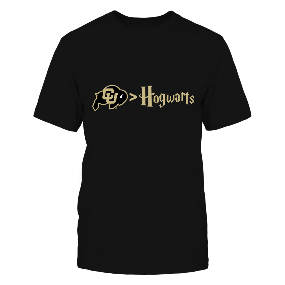 Colorado Buffaloes - Better Than Hogwarts Front picture