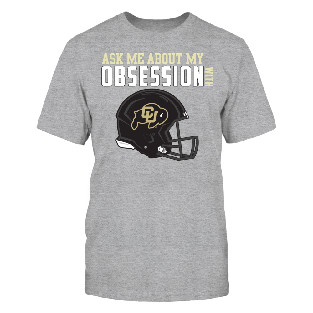 Colorado Buffaloes, My Obsession Front picture