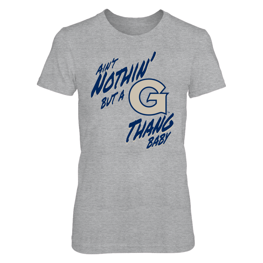 Georgetown Hoyas Georgetown - Ain't Nothin But a 'G' Thang Baby FanPrint