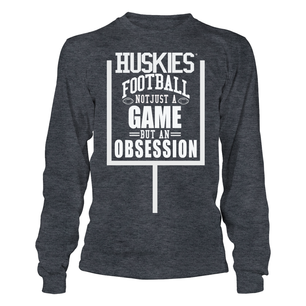 Washington Huskies Football- An Obsession Front picture