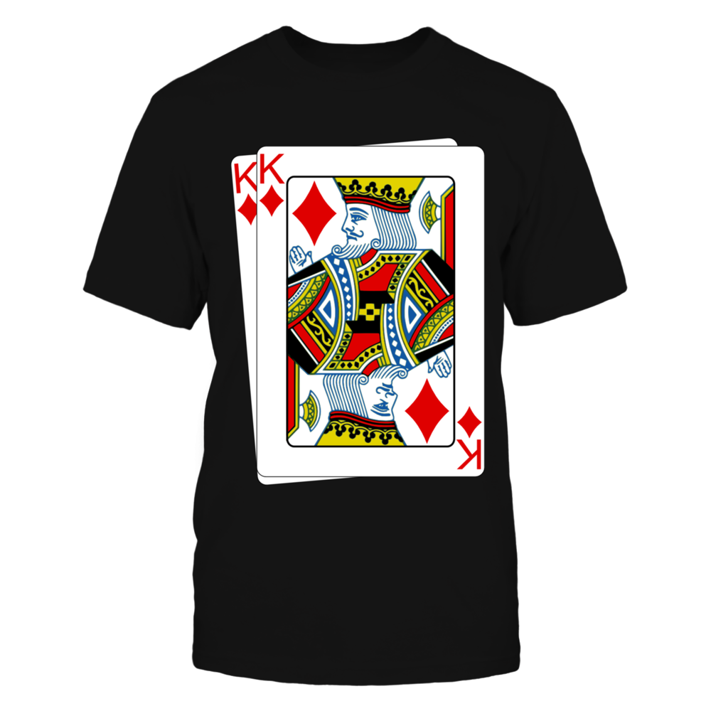TShirt Hoodie King Of Diamond Poker Tshirt FanPrint