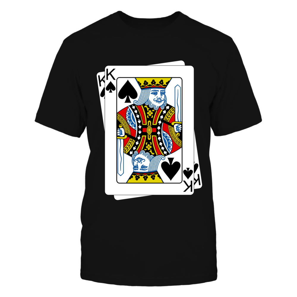 TShirt Hoodie King Of Spade Poker Tshirt FanPrint
