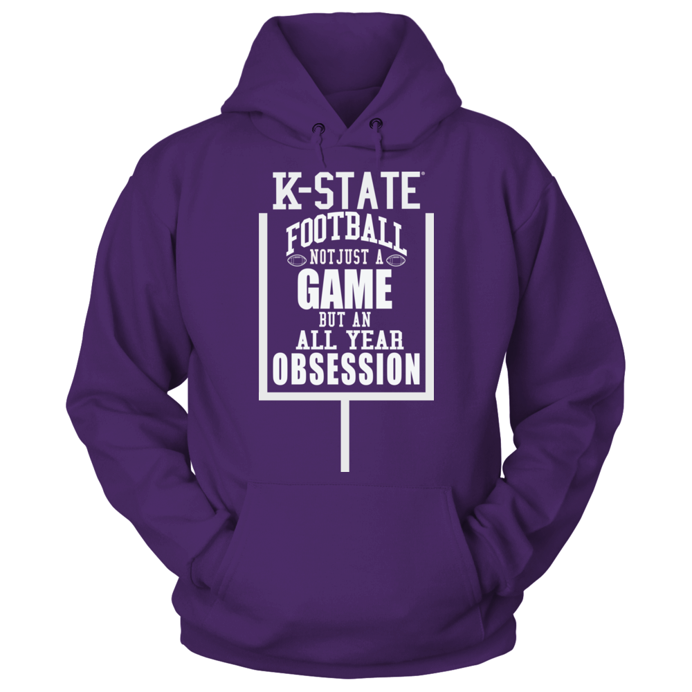 K-State Football  - Not Just a Game, But an Obsession Front picture