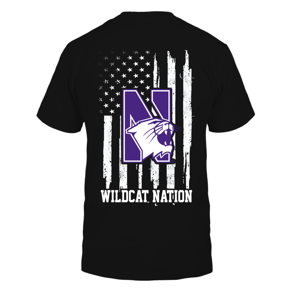 Northwestern Wildcats - Nation Back picture
