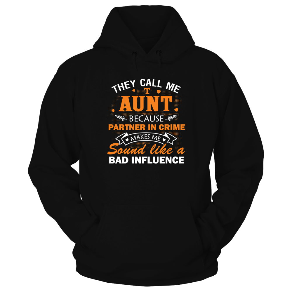 Tennessee Volunteers - They call me aunt Front picture