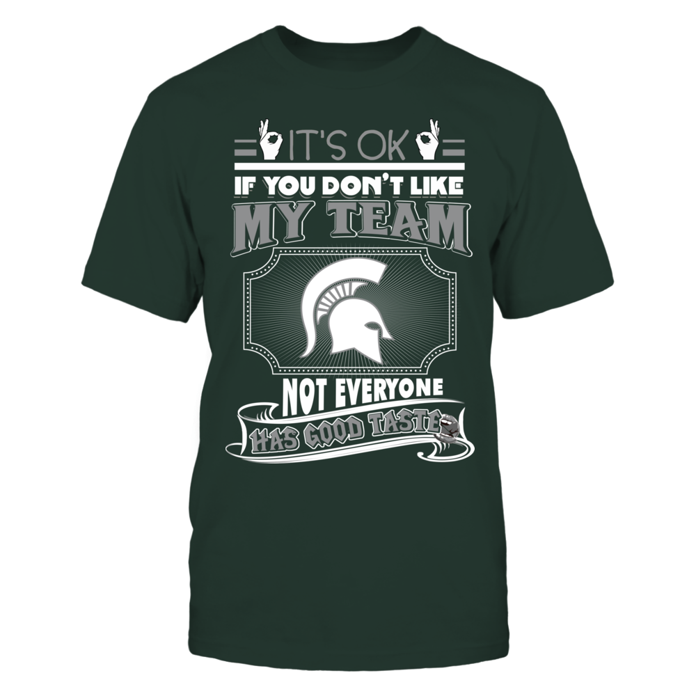 Michigan State Spartans - It's Okay Front picture