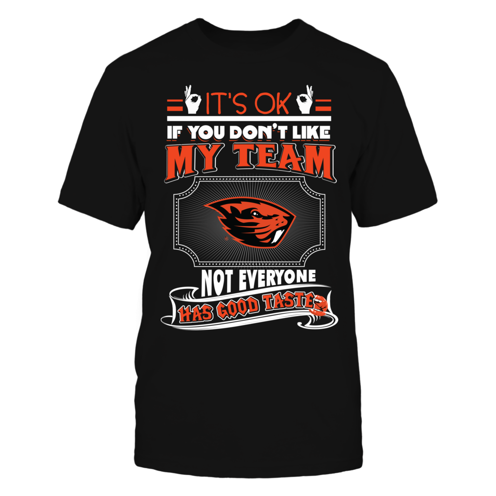 Oregon State Beavers - It's Okay Front picture