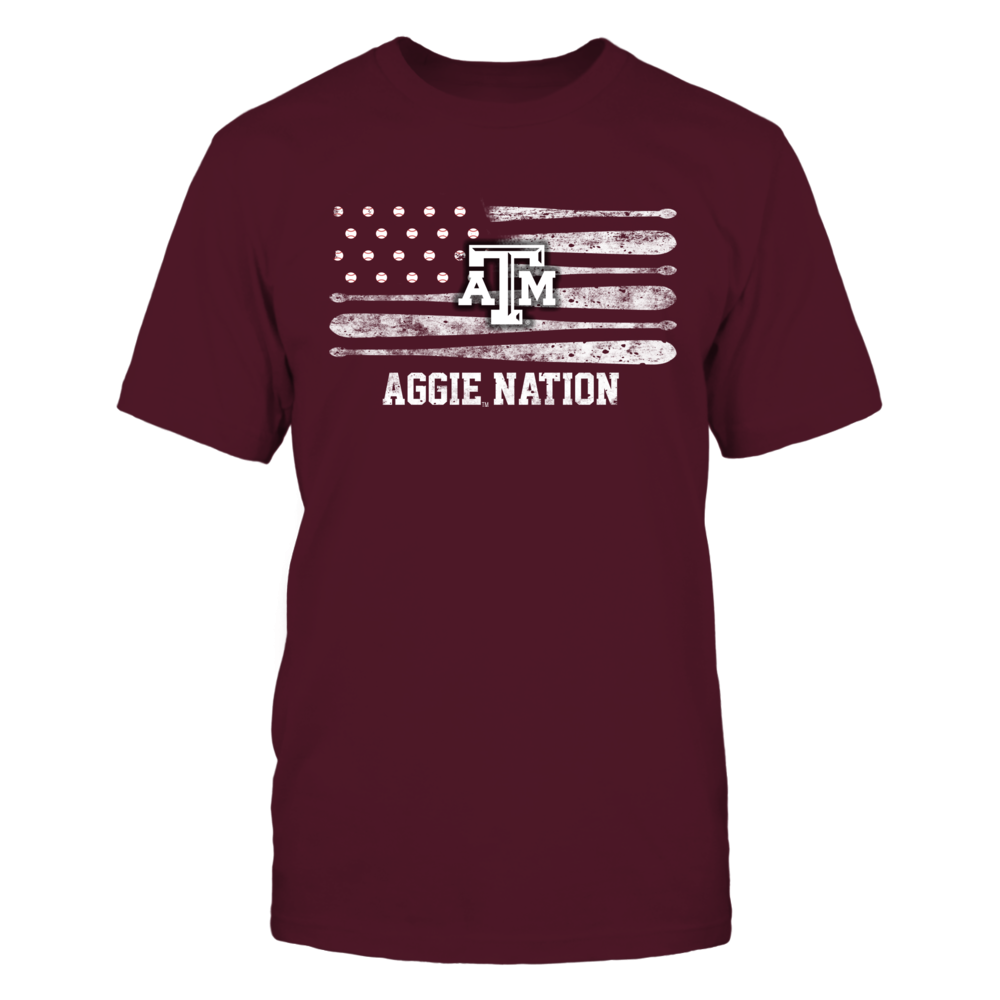 Texas A&M Aggies - Baseball nation Front picture