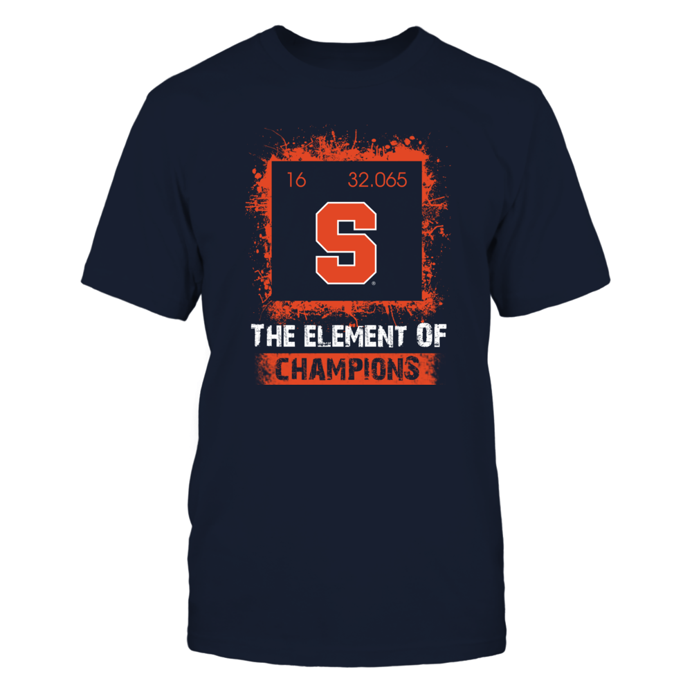 Syracuse Orange - Physical Element Front picture