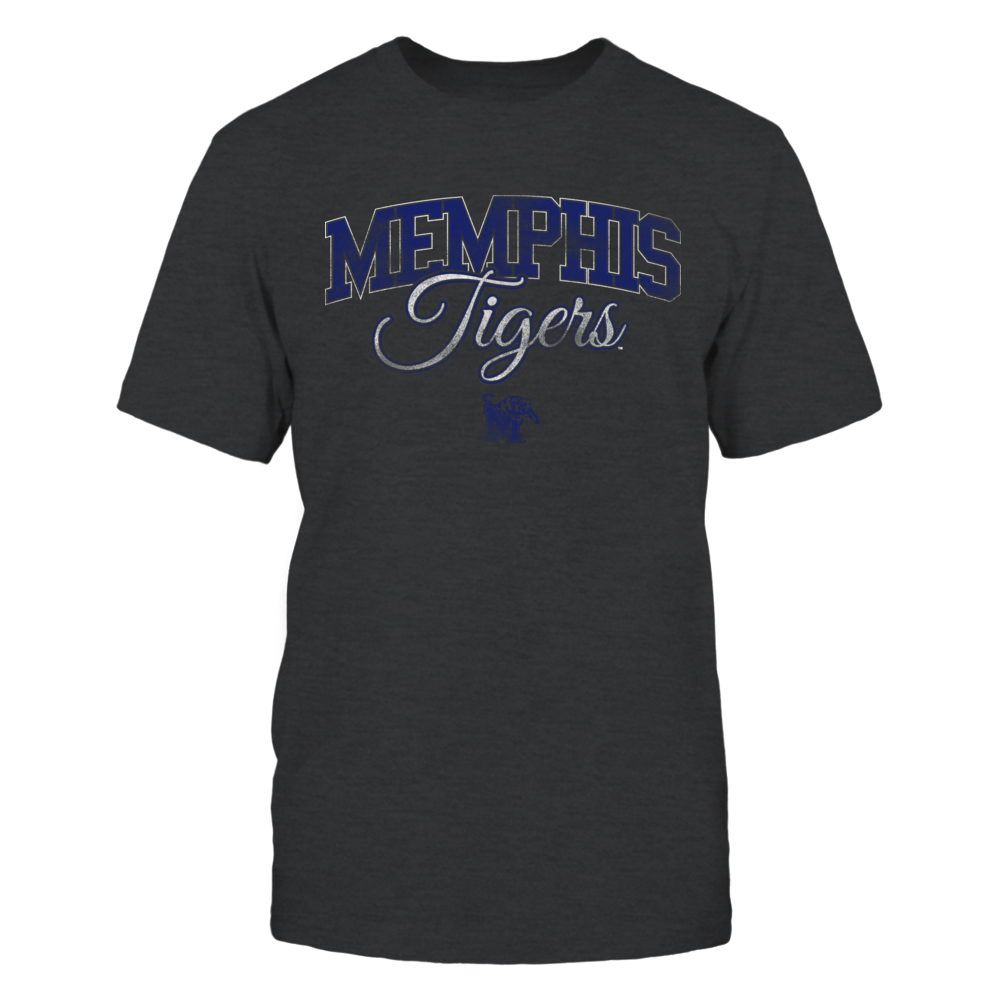 Memphis Tigers Distressed Front picture