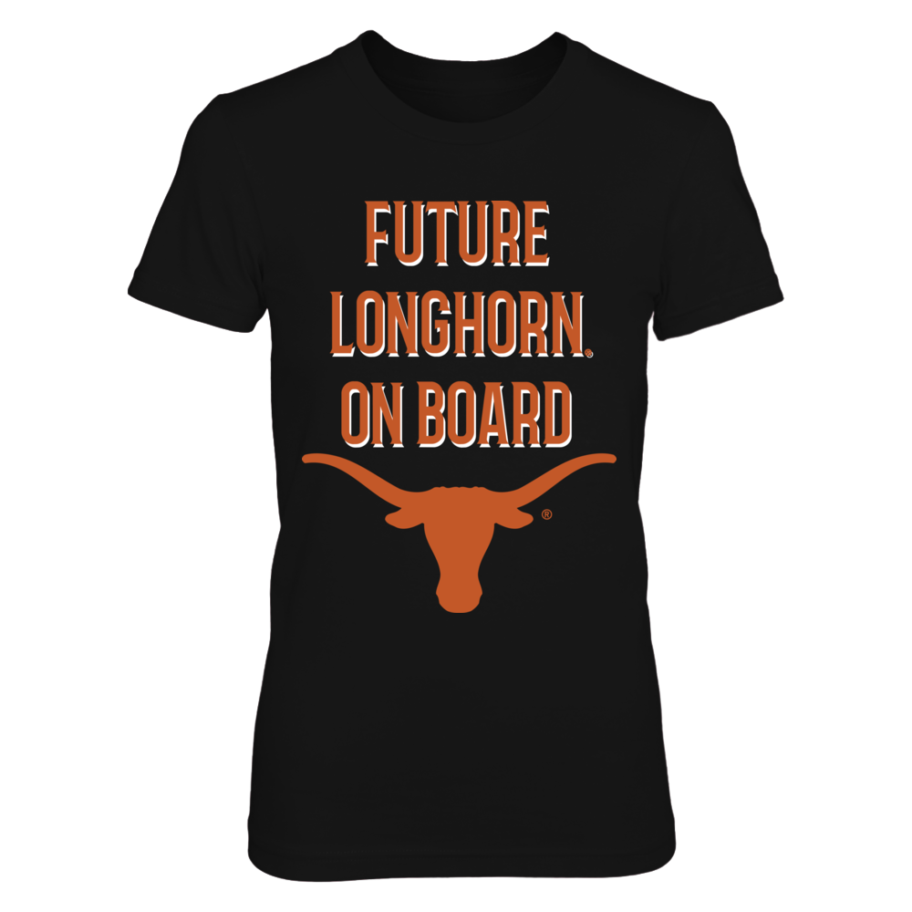 Pregnant Future Texas Longhorn On Board Front picture
