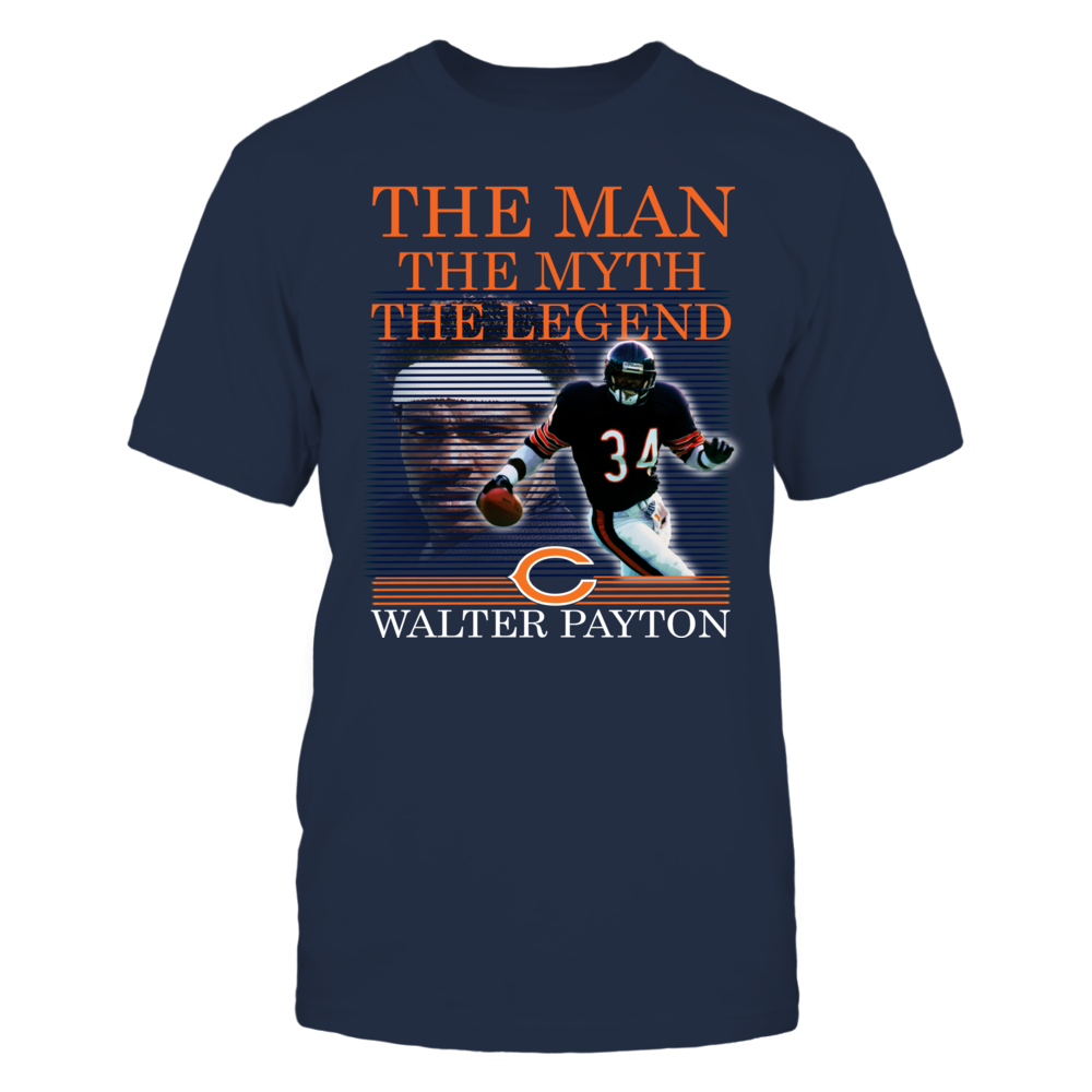 Walter Payton - Man Myth Legend Front picture