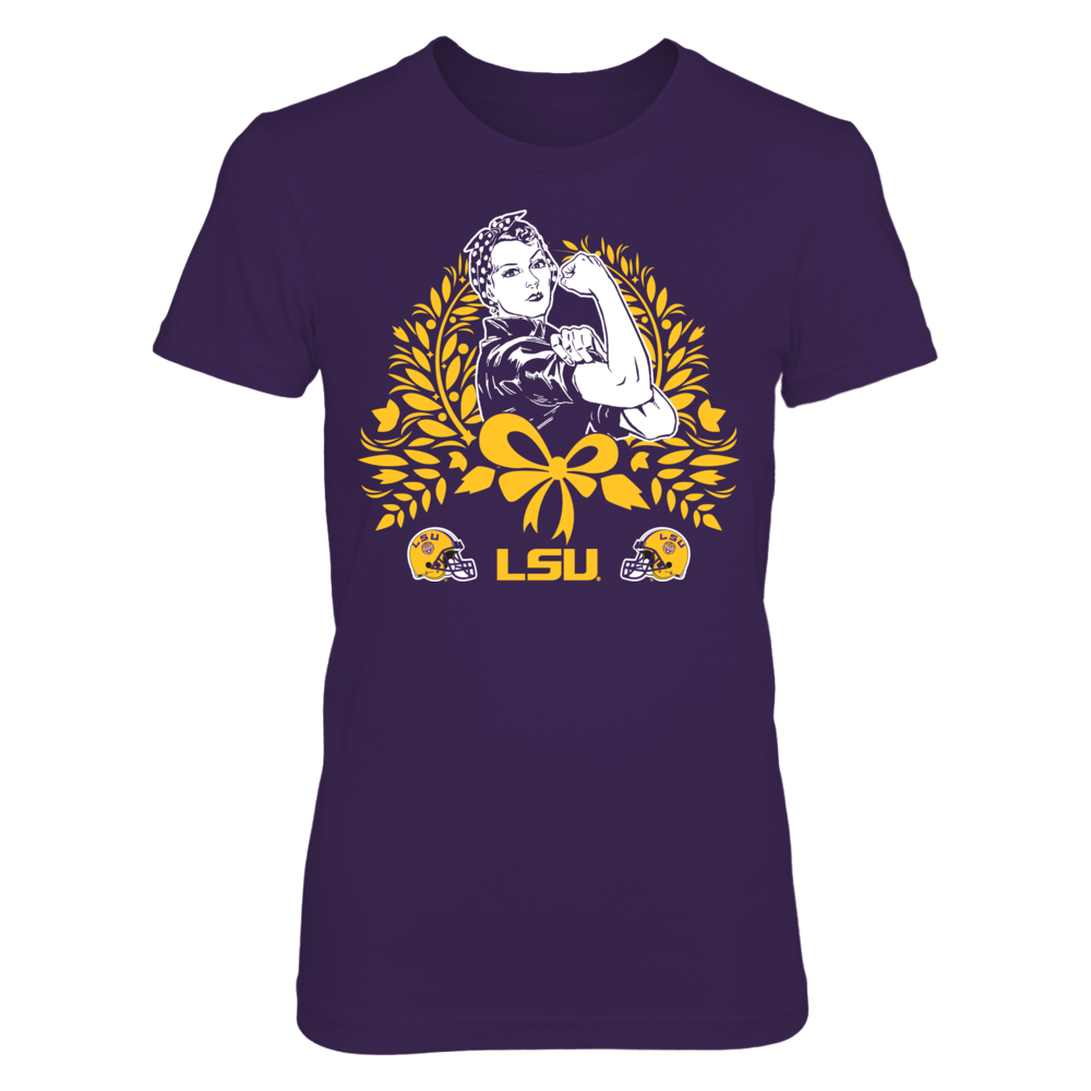 LSU Tigers We Can Do It LSU FanPrint