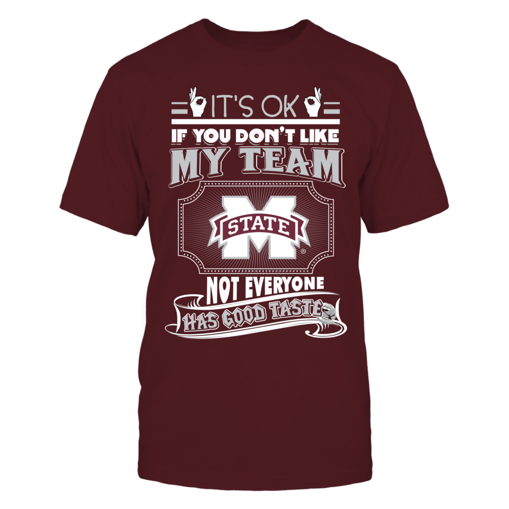 Mississippi State Bulldogs - It's Okay Front picture