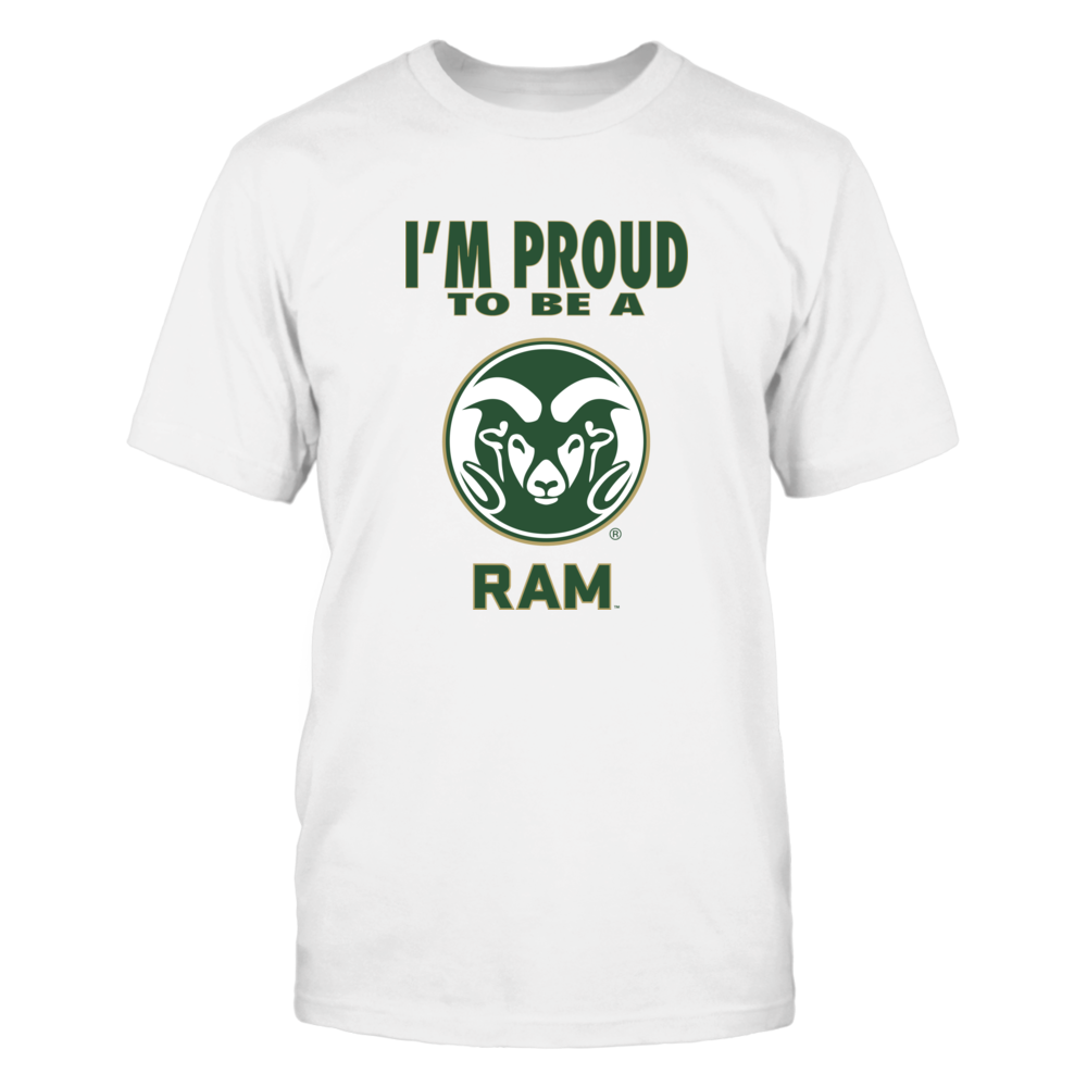 I'm Proud To Be A CSU RAM Front picture