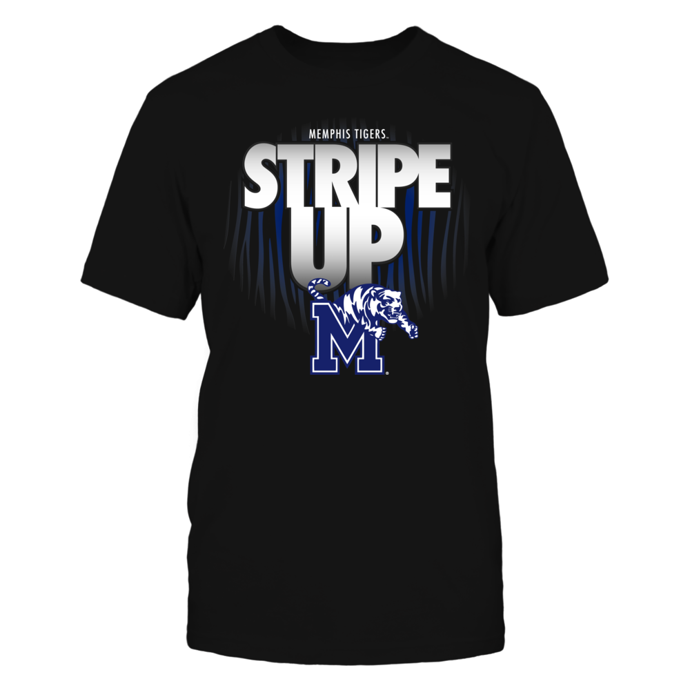 Memphis Tigers Memphis Tigers Stripe Up FanPrint