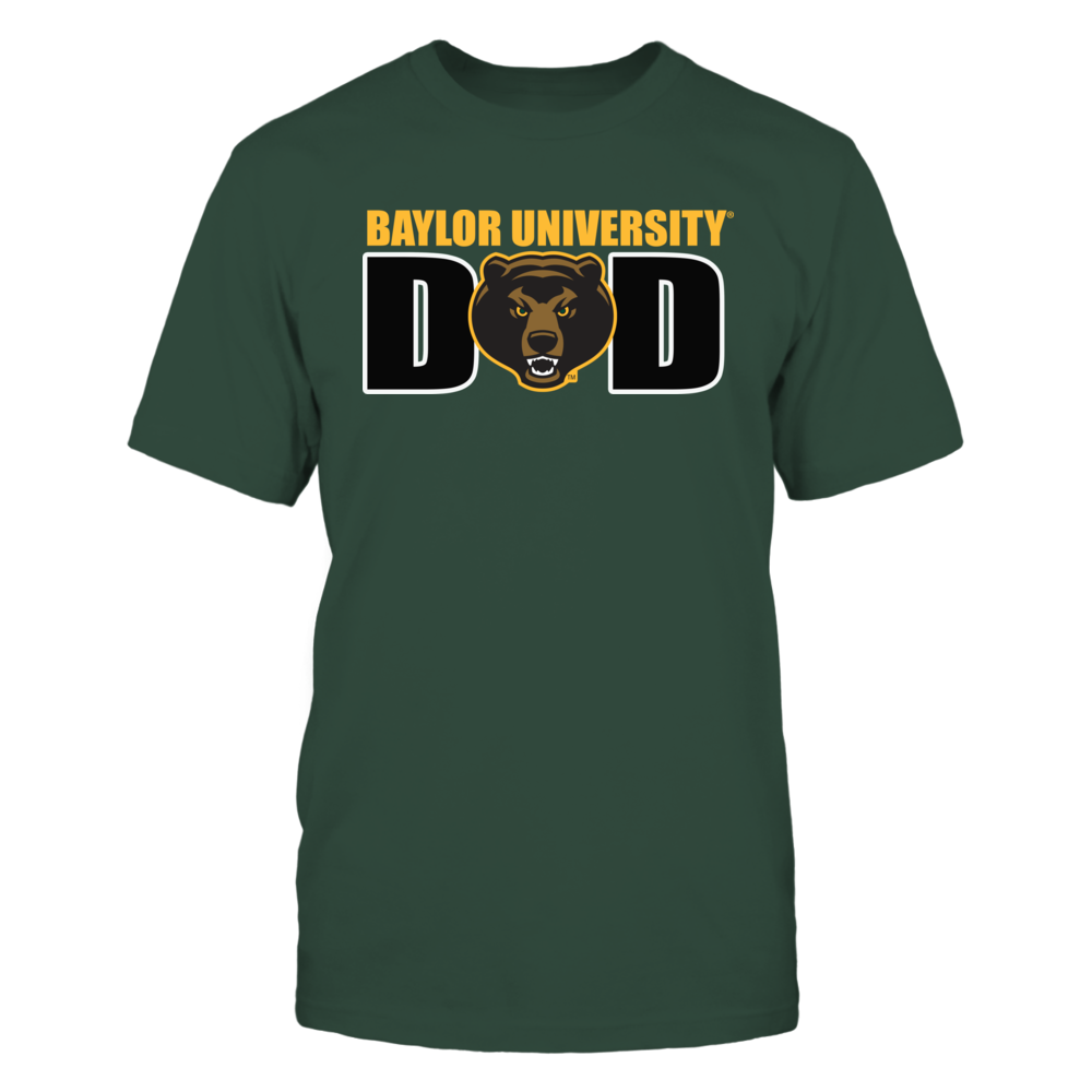Baylor University Bears Dad Front picture