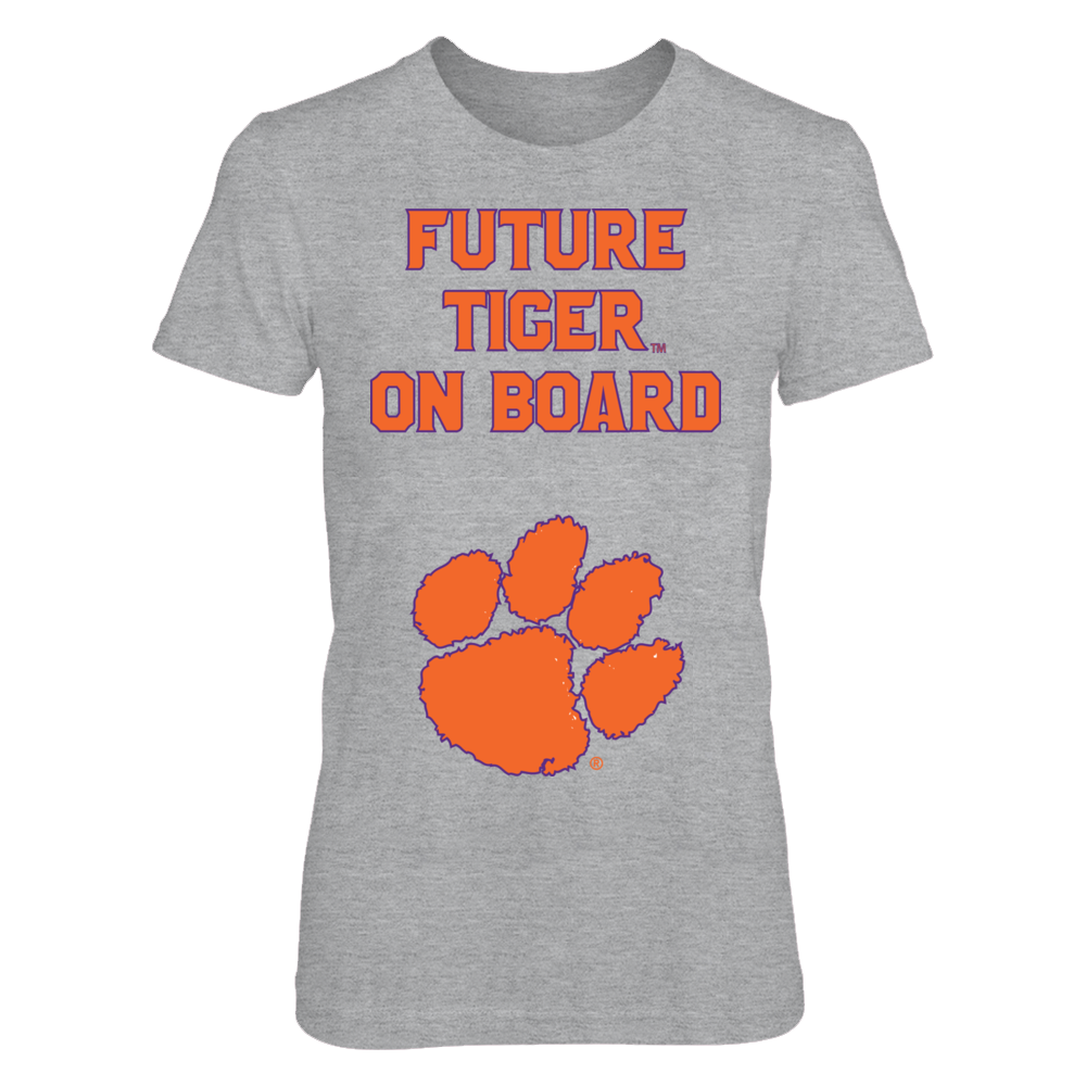 Pregnant Future Clemson Tiger On Board Front picture