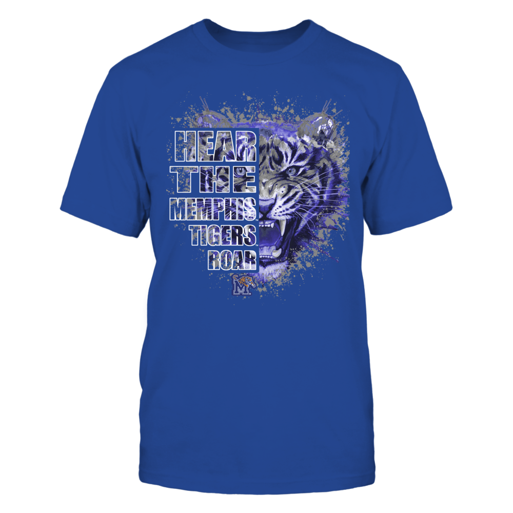 Memphis Tigers - Hear the roar Front picture