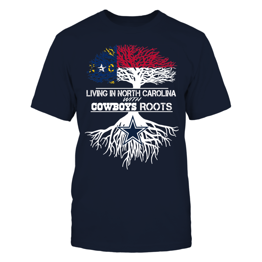 Dallas Cowboys - Living Roots North Carolina Front picture