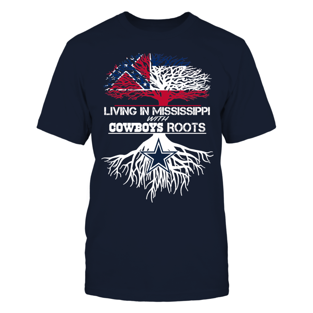 Dallas Cowboys - Living Roots Mississippi Front picture