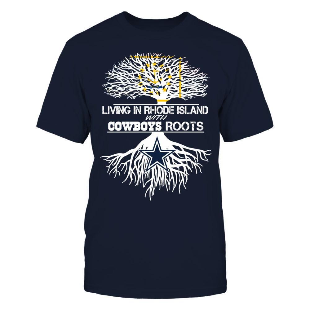Dallas Cowboys - Living Roots Rhode Island Front picture
