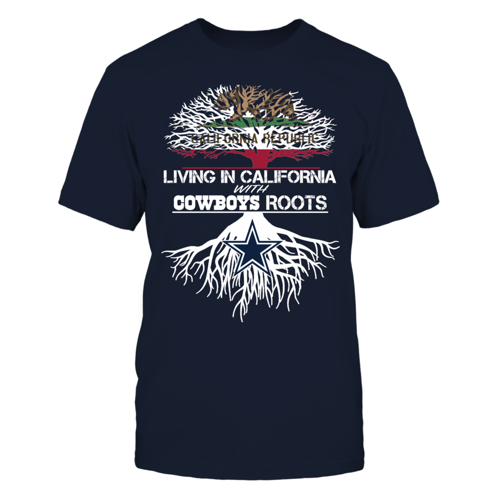 Dallas Cowboys - Living Roots California Front picture