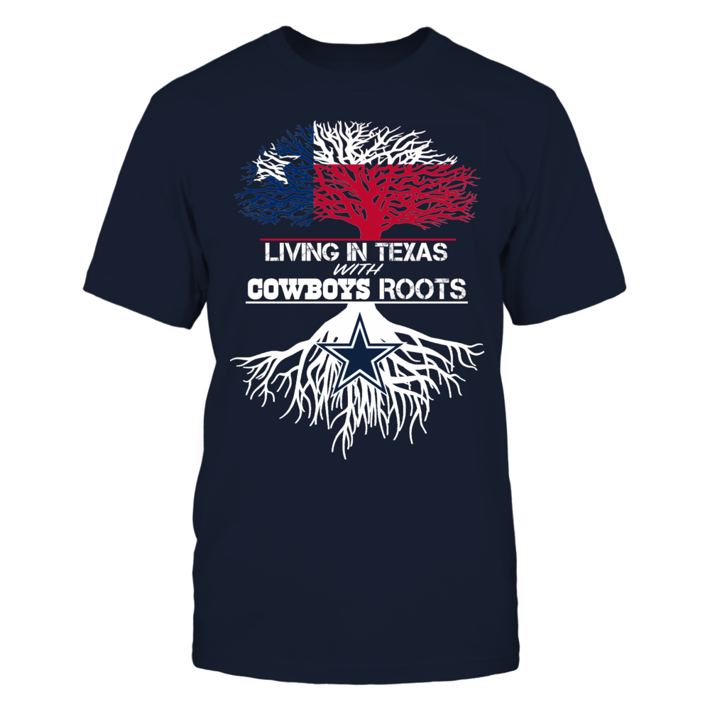 Dallas Cowboys - Living Roots Texas Front picture