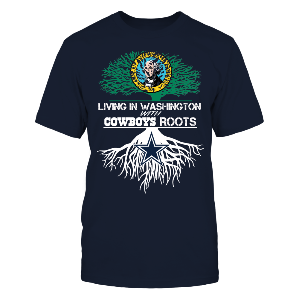 Dallas Cowboys - Living Roots Washington Front picture