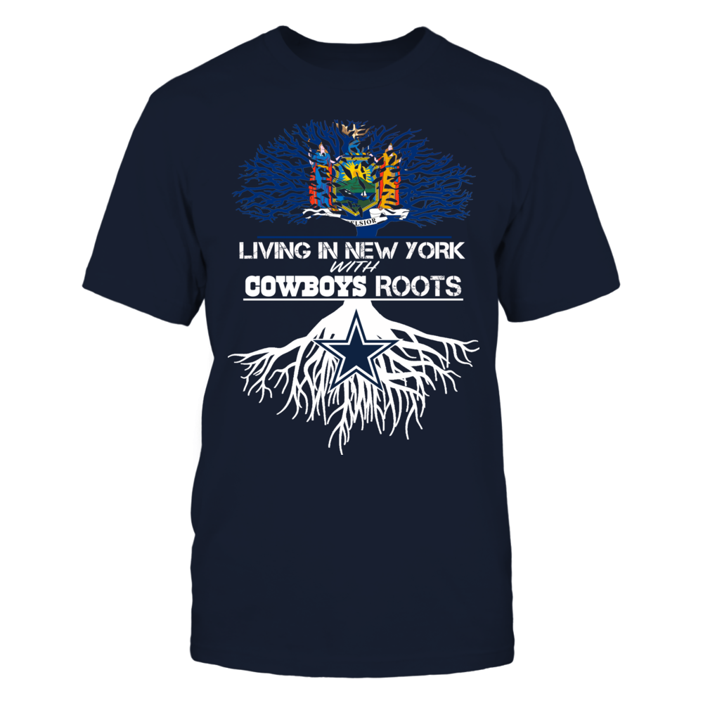 Dallas Cowboys - Living Roots New York Front picture