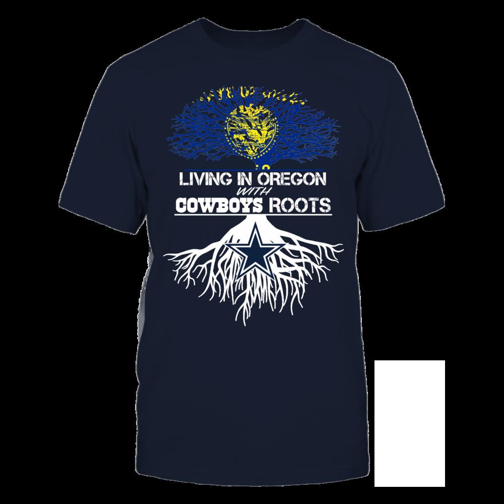 Dallas Cowboys - Living Roots Oregon Front picture