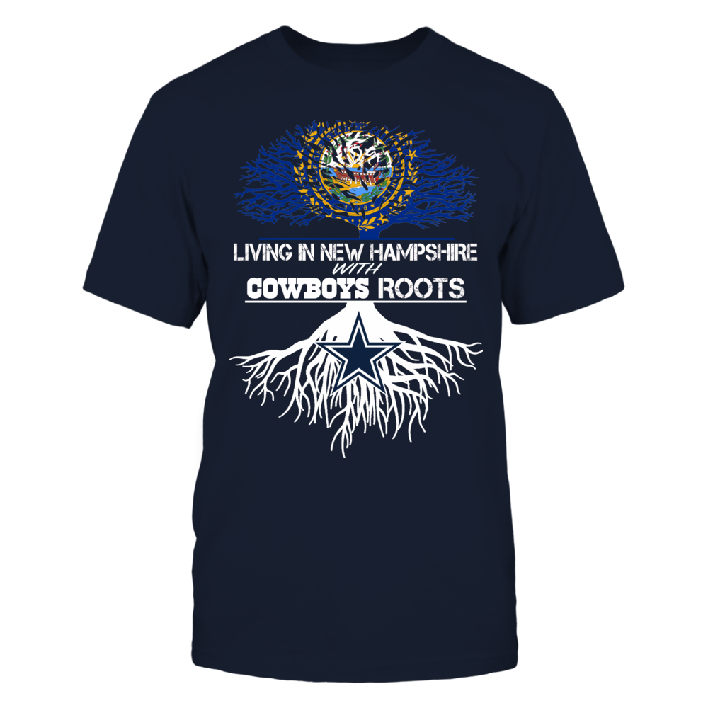 Dallas Cowboys - Living Roots New Hampshire Front picture