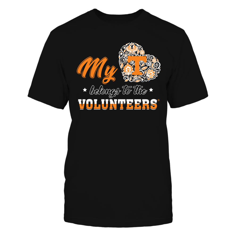 Tennessee Volunteers - My love belong the Volunteers Front picture