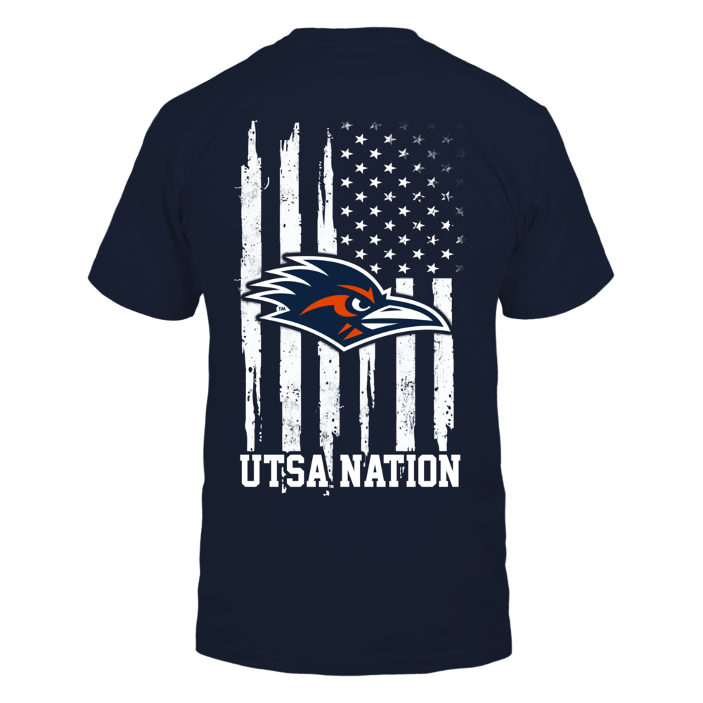 UTSA Roadrunners - Nation Flag Back picture