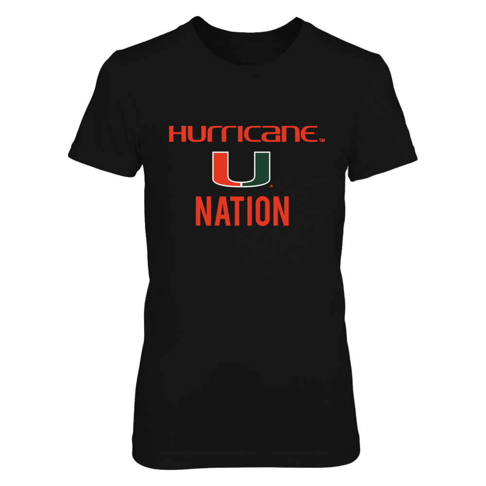 Miami Hurricane Nation Front picture